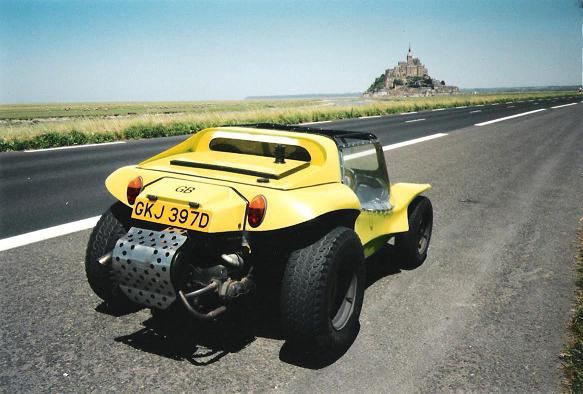 1977 MK2 GP Beach Buggy (modified).